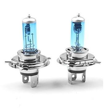 New H4 12V 100/90W car lamp Car HeadLight Bulb Halogen Light Super White