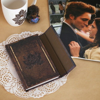 Korea cute stationery /Twilight style vintage the diary cute the notebooks /2013 2014 calendar/  vampire  diaries/ novelty items