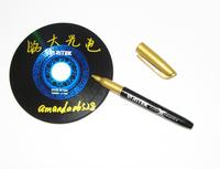 Series vinyl cd pen discs pen cd pen marker pen gold