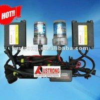Free shipping slim hid kit H1 H3 H4 H7 hid kit single bulbs xenon 12000k 12V 35W xenon kit color 3000k/4300k/5000k/6000k/8000k