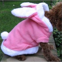 Free shipping New Winter Warm Cure rabbit clothing clothes for pet dog cat #H0069