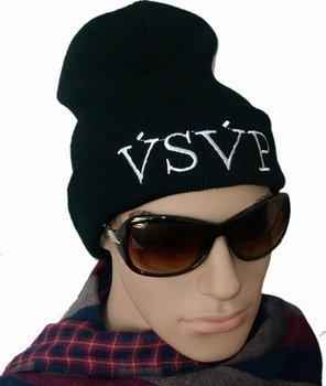 1 Pc Free Shipping, VSVP Hiphop Beanies, Bboy Wool Cap, Autumn Winter Hats Black WH008