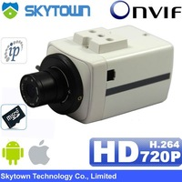2MP CMOS Sensor,h.264 720p 4/6/8mm fixed lens, CCTV bullet security hd ip video camera poe micro sd optional indoor use
