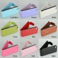 1PCS High quality PU Leather Pouch Flip Case Fit For iPhone 5 5G 6TH CM184