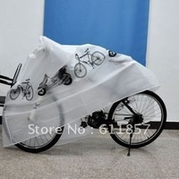 Bicycle Bike Cycling Motorcycle Rain And Dust Cover,Good quality+Free shipping