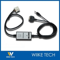 Car IPod IPhone Aux-in MP3 INTERFACE Adapter CD Changer For Mazda 2 3 SPD MPV CX7 Tribute Permacy