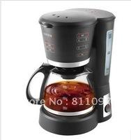 NKF6002 Europe Muquan automatic coffee machine household drip thermal coffee pot coffee pot