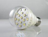 12V-24V 3W 16 SMD energy saving lamp E27 Super Bright Led Light Bulb 10pcs