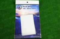 Free shipping 10piece/bag PVA bag 80mm*130mm