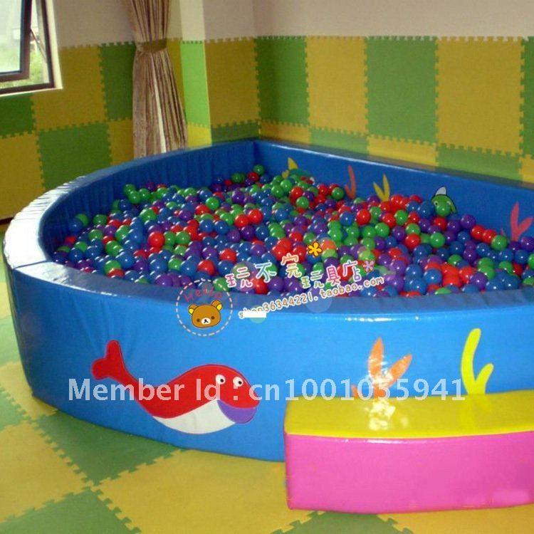 Как сделать сухой бассейн 926