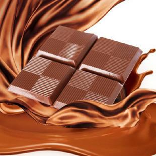 Car chocolate slip-resistant pad chocolate fragrance car non slip pad super