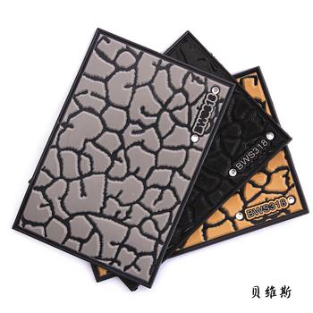 Free shpping Car advanced Non slip pad/car slip-resistant pad /diamond design slip-resistant mats auto supplies