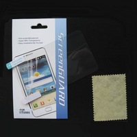 For Lenovo S880 Screen Protector  With Retail Package Free Shipping