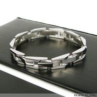 Male bracelet titanium bracelet jewelry fashion men's hand ring