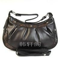2012 birthday gift vintage shoulder bag messenger bag quinquagenarian women's handbag