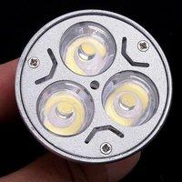 3W E27 Warm White led spotlight 85 265V 330LM LED light bulb led lamp Spot light, Free shipping