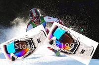 googles for snow boading Skiing mirror ski eyewear double layer antimist card myopia