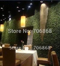 Mat buxo Artificial de hedge boxwoo 25 cm * 25 cm(China (Mainland))