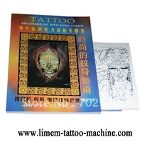 Wholesale - Traditional Chinese painting new books magazine flash tattoo flash 2012  NEW TATTOO BOOK
