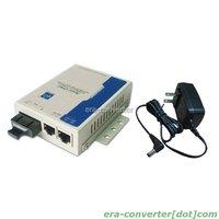 2-Port 10/100M Ethernet to Fiber Media Converter