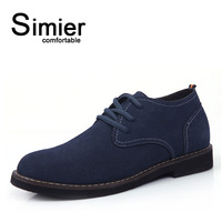 Man's brief slim commercial leather fashion low casual shoes f129