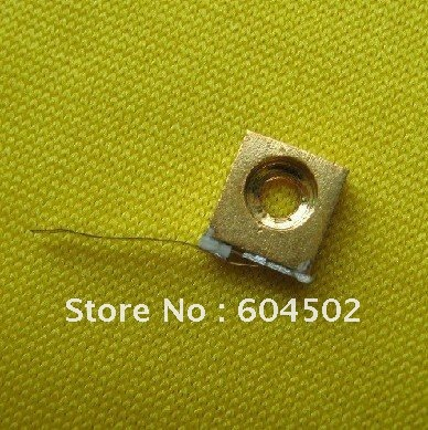 10pcs/Lot 808nm 500 mW LD high power infrared laser diode/laser module,lasers C-Mount pacakage free shipping(China (Mainland))