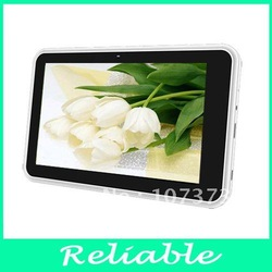 free shipping wholesale 7inch android 4.0 phone 3g tablet pc with gps MTK6575 1.0GHZ 512MB/4GB(China (Mainland))
