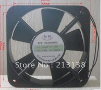 Low noise AC Axial Flow Fan 200*200*60 Ball bearing axial blower