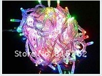 10pcs Multicolor 30M 300 Led String Lights for Party/Festival/holiday Free DHL/EMS, wholesale and retail