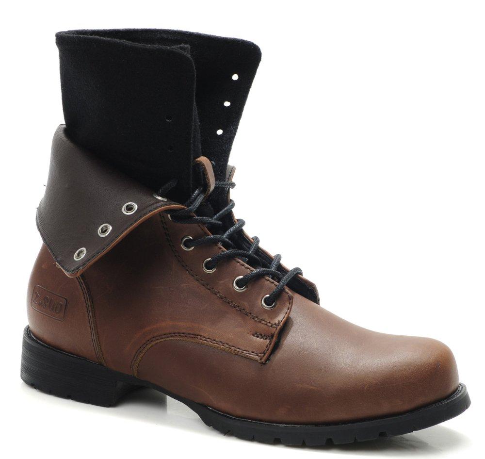 Combat Snow Boots