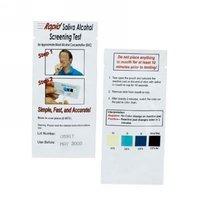 Free shipping 25pcs/lot Disposable Alcohol Tester Saliva Alcohol Tester, Mini Rapid Alcohol Testing Strip
