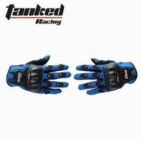 Motorcycle gloves tank all the sports gloves tcv39 terylene net cloth deerskin flocking