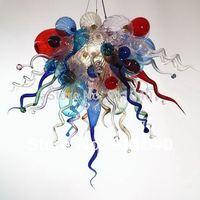 High quality fish shaped bedroom lighting flower chandelier