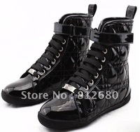 Designer women short boots fashion brand ladies ankle boots lace up casual boots  N-2012451