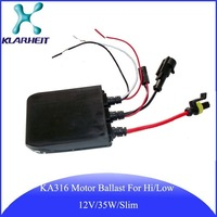 Stable 18 month warranty motorcycle HID xenon kit  ballast
