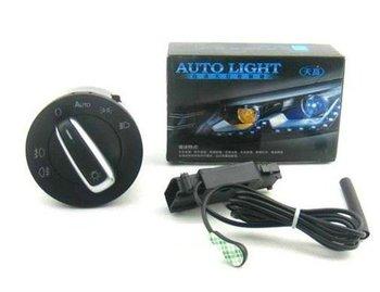 Auto Headlight Light Sensor And Switch For VW Golf 5 6 MK5 MK6 Tiguan Passat B6 B7 CC Touran Jetta MKV