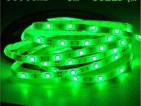 12V 5M 5050 SMD 150led Green Waterproof LED Strip Light 30led/M 16FT flexible strip