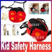 Baby Kid Safety Harness Strap Bat Bag Anti-lost Walking Wings walker Freeshipping