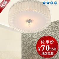 free shopping, Modern brief fashion ceiling light living room lamps bedroom lamp study light child housing lighting 6338