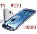 Hot sale new cheap cell phone i9300 Dual SIM cards wifi TV Unlocked mobile phone free shipping drop ship