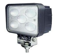 NEW! 3.8inch x 5.7inch 50W 9-32V Rectangular LED Work Lights (CREE LEDs)