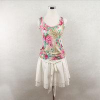 New Limited edition fashion vest female basic slim women's vest women's Free Shipping