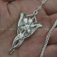 Free Shipping - The Arwen Evenstar Pendant Necklace fans gifts wholesale