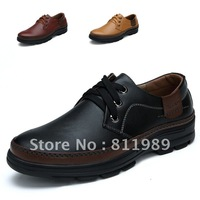2012 new arrival Free shipping Top-Sider Men's A/O Casual Boat Shoe Sole LEATHER CASUAL COMFORT LACE UP OXFORDS SIZE