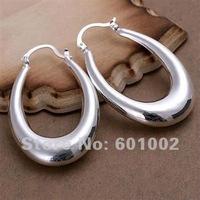 LQ-E115 Free Shipping 925 silver earrings wholesale 925 silver fashion jewelry earring alla jcsa ruba