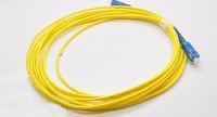 3 meters SC-SC optical fiber jumper / single core Connector single model good quality fiber optic patch cord 10pcs
