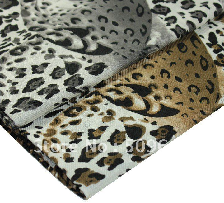 FREE SHIPPING Hot selling wool shawl leopard point tassel style assorted colors ladies pashmina scarf 200*70cm 150g/pc(China (Mainland))