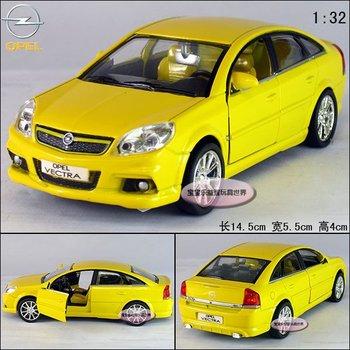 Opel opel vectra opc alloy car model plain