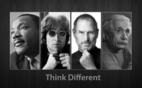 "ART PRINT RIP R.I.P THANK YOU STEVE JOBS Think different APPLE 38"" x 24"" inch poster"