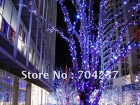 50 LED Solar Powered String Lights / Christmas Lights / Wedding / Gardens / Outdoor Parties